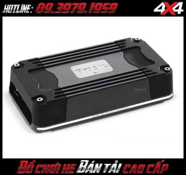 Ampli độ xe hơi Focal 4 kênh FD 4.350 của Pháp âm thanh cực hay