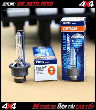 Bóng đèn Xenon độ xe bán tải OSRAM Cool Blue Hyper D1S