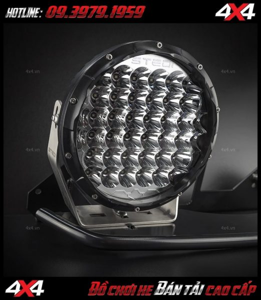 Đèn led trợ sáng Stedi Type-X 7 inch siêu sáng cho Ford Ranger