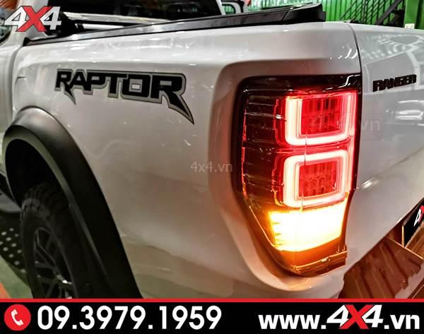Đèn hậu Range Rover độ đẹp và đẳng cấp dành cho xe bán tải Ranger