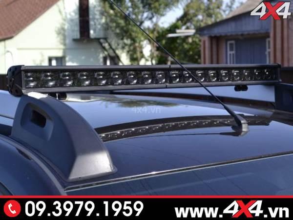 Giới thiệu Đèn led bar trợ sáng cực chuẩn dành cho xe bán tải Ford Ranger