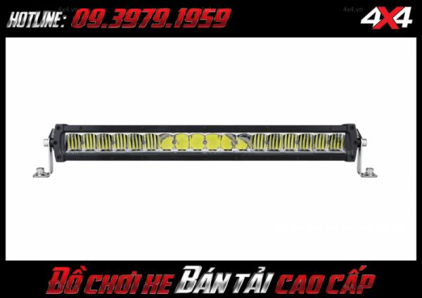 ĐỘ đèn Ford Ranger, độ đèn xe bán tải: Đèn led bar lúp vòm độ đẹp cho xe bán tải tại HCM 2018 2019