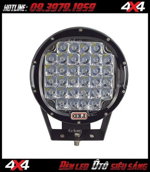Đèn led tròn 9 inch đẹp gắn cho xe hơi, xe bán tải gái rẻ tại HCM