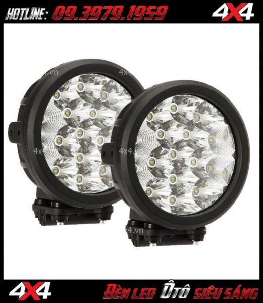 Hình ảnh đèn led ô tô độ, cặp đèn led tròn đẹp và chất lượng dành cho xe bán tải xe ô tô