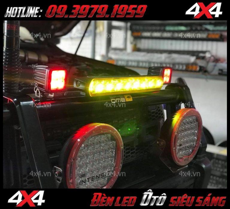 Ưu đãi hấp dẫn Đèn trợ sáng xe bán tải Ford Ranger chất nhất