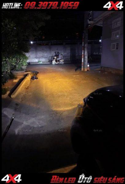 Picture đèn led độ xe hơi: Đèn khá sáng dành lắp đẹp cho một vài dòng xe bán tải, xe ô tô, xe bốn bánh
