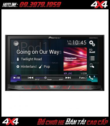 ĐẦU DVD PIONEER AVH-X8850BT cho xe ô tô xe bán tải giá tốt chất lượng
