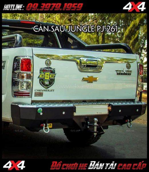 Hình ảnh Cản sau Jungle PJ 261 cho xe bán tải Chevrolet Colorado/D-Max