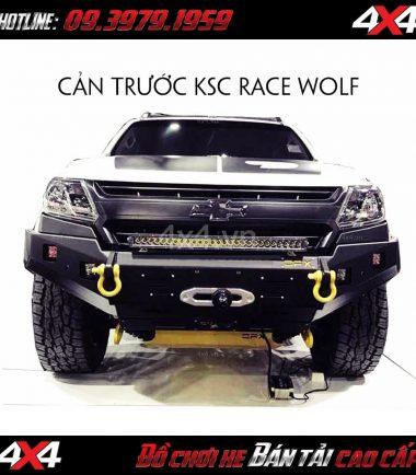 Cản trước KSC Race Wolf cho Chevrolet Colorado 2018 2019 tại HCM