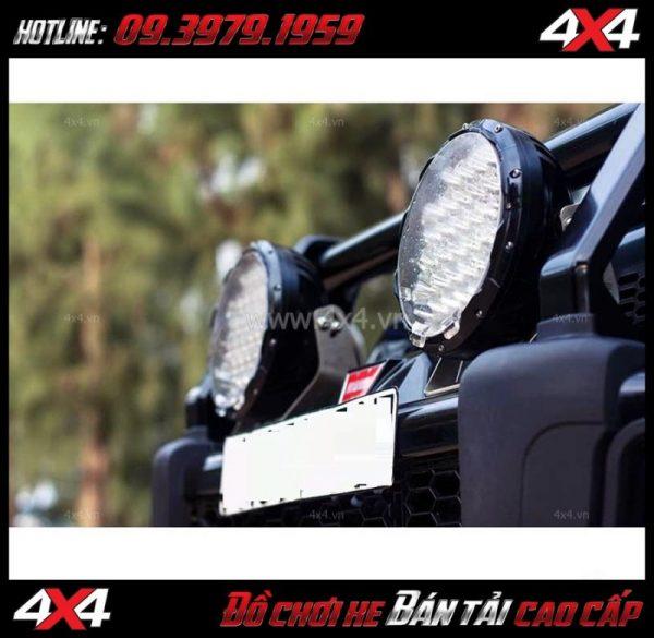 Bức ảnh Cặp đèn led Stedi Type X 8.5 Inch dành độ cho xe bán tải, xe ô tô tại TpHCM