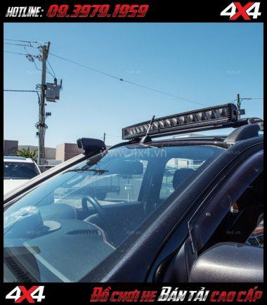 Hình ảnh Chuyên bán đèn led bar Stedi 40.5 inch Curved ST2K cho xe bán tải, ô tô tại HCM