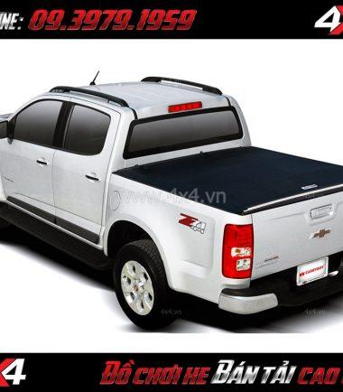 Chuyên bán nắp thùng mềm Carryboy cho xe bán tải Chevrolet Colorado