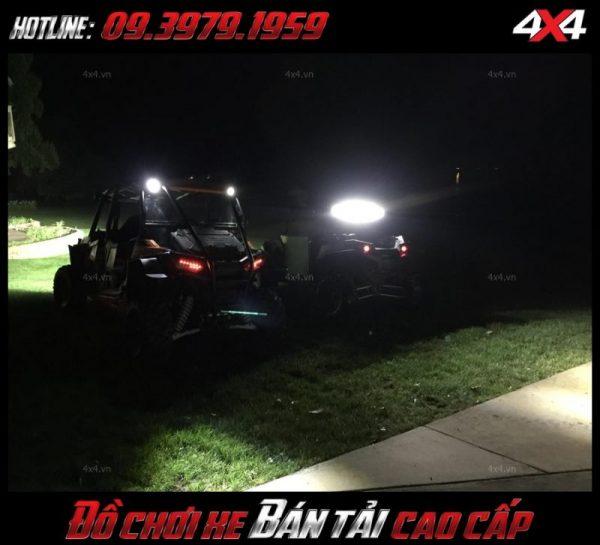 Photo led bar <strong>độ đèn Ford Ranger</strong>: Bán đèn led bar chất và đẳng cấp lượng cho xe hơi, xe Ford Ranger ở Tp.HCM