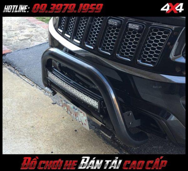 Led bar <strong>độ đèn Ford Ranger</strong>: Với kiểu dáng đẳng cấp và khả năng chiếu sáng tốt đèn led bar được siêu nhiều người độ bây giờ