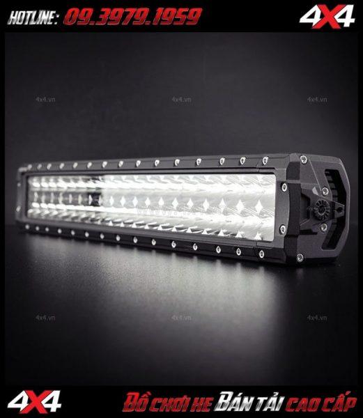 Bức ảnh Đèn led bar Stedi ST4K 2 hàng led 28 Inch dành cho ô tô xe bán tải