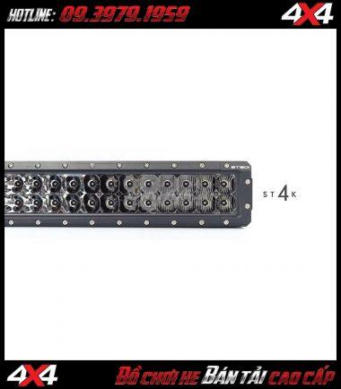 Image: Đèn led bar Stedi ST4K 2 hàng led 28 Inch dành cho xe hơi xe bán tải