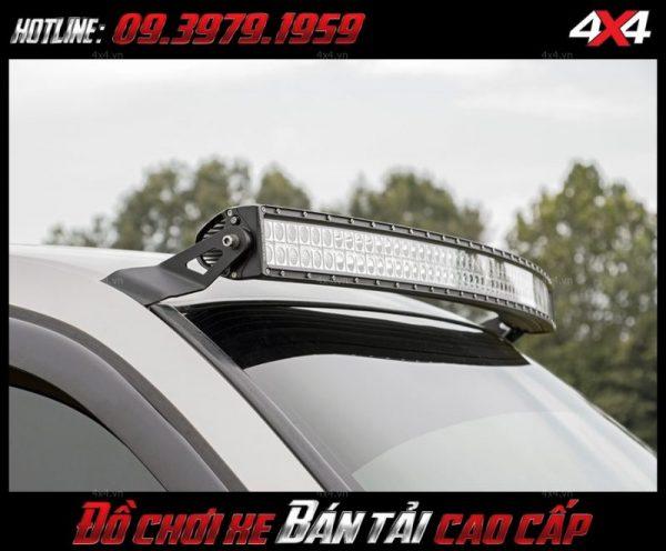 Bức ảnh <strong>đèn nóc xe bán tải</strong>: Đèn led bar giá rẻ dành cho xe bán tải Ford Ranger, xe hơi ở Tp.TpHCM