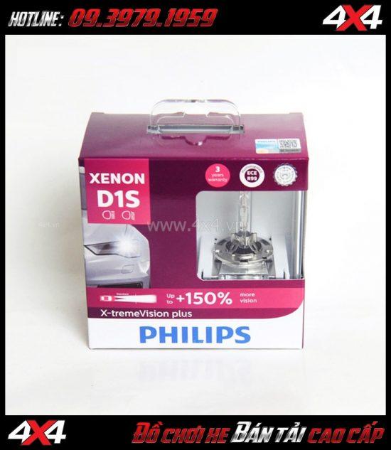 Tấm ảnh: Độ bóng xenon Philips tăng sáng đến 150% cho một số dòng xe bốn bánh tại HCM