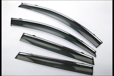 Vè che mưa ô tô siêu ngầu lắp đẹp và đẳng cấp cho xe Ford Ranger Raptor 2018 2019