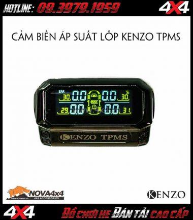 Bức ảnh: Bán cảm biến áp suất lốp lắp ngoài TPMS E100 Kenzo chất lượng giá rẻ tại HCM