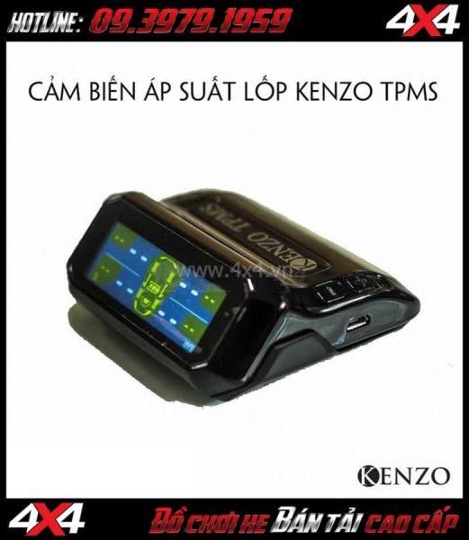 Photo: Bán cảm biến áp suất lốp gắn ngoài TPMS E100 Kenzo chất lượng giá rẻ ở Sài Gòn