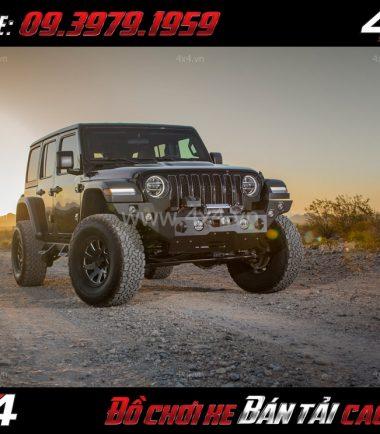 Photo bán mâm 18 inch Mâm Black Rhino Thrust 18x9.5 ET-18 cho ô tô xe off-road tại HCM