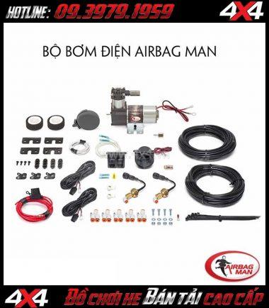 Bức ảnh Bán bộ bơm điện tự động bầu hơi Airbag Man cho xe 4 bánh xe bán tải