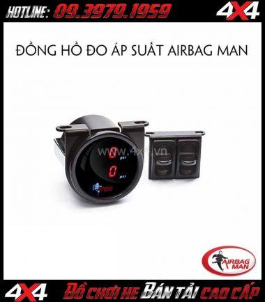Photo: Bán bộ bơm điện tự động bầu hơi Airbag Man cho xe bốn bánh xe bán tải