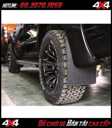 Picture: Chắn bùn ARB vật liệu cao su ABS dành cho xe bán tải Ford Ranger 2018 2019