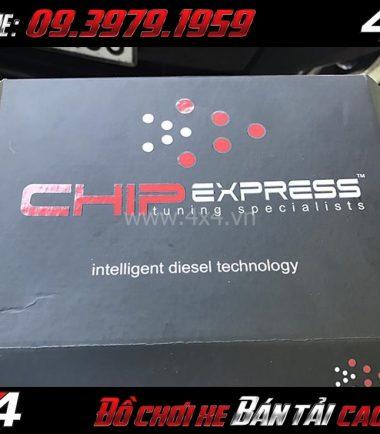 Tấm ảnh: Chip công suất Chipexpress giúp tối ưu hóa công suất của động cơ Ford Ranger 2019