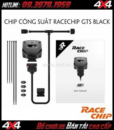 Tấm ảnh: Chip công suất Racechip GTS model 2018 chất lượng giúp tăng công suất động cơ