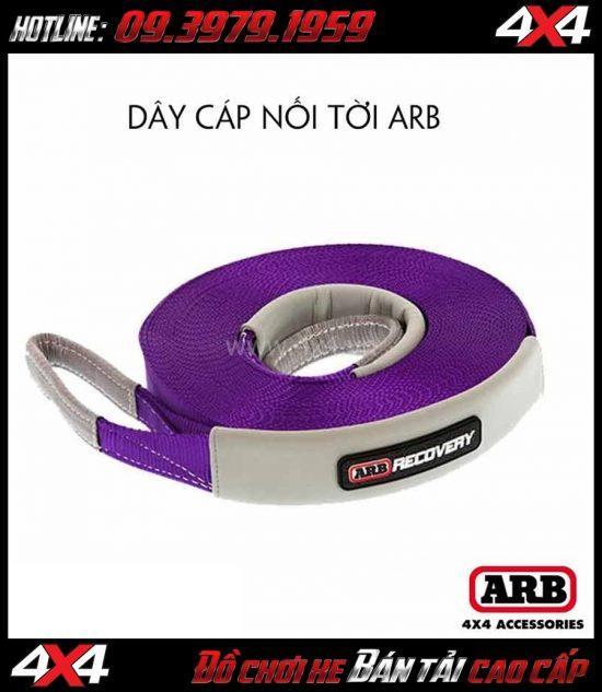 Dây cáp nối tời ARB Winch Extension Straps với sức tải lên đến 4,5 tấn