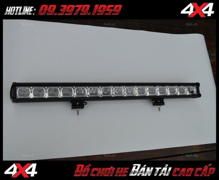 Độ đèn led bar trợ sáng dành cho xe bán tải giá như thế nào?