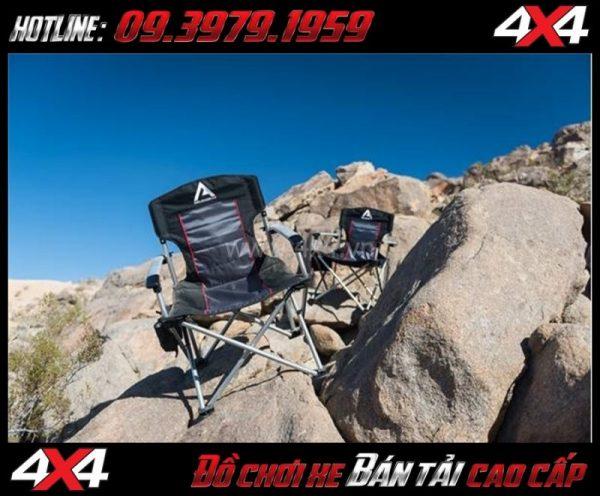 Tấm ảnh: Ghế cắm trại ARB chất lượng giá rẻ dành để đi du lịch, đi phượt cực kì thuận tiện