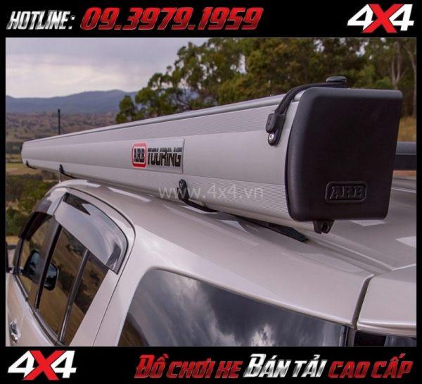 Tấm ảnh Mái che ARB Awning Aluminum hộp nhôm thuận tiện dành các buổi dã ngoại