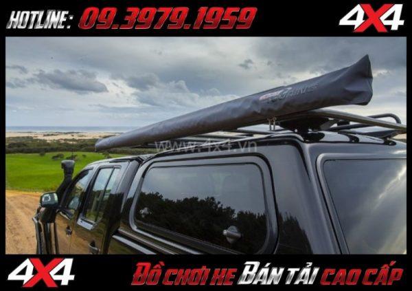 Tấm ảnh: Mái che lắp liền xe Arb Awning thuận tiện cho các buổi dã ngoại