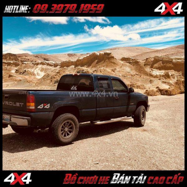 Picture: Mâm Lazang xe oto 17 inch Blackrhino Mint Matte Đen, Xám độ xe bán tải, xe hơi