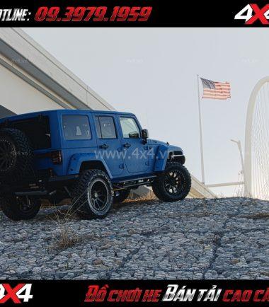 Photo Mâm Lazang xe ô tô 17 inch Blackrhino Mint Matte Đen, Xám độ xe bán tải, xe ô tô