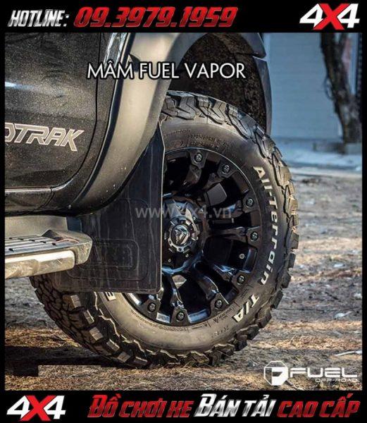 Image Mâm ô tô thể thao: Mâm Fuel One Piece Vapor D560 dành cho xe SUV và xe pick-up