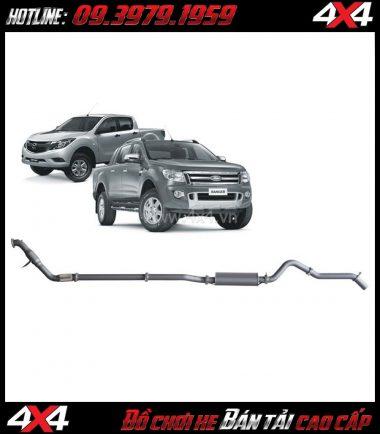 Image Pô độ Redback FDP 20900 dành cho xe Ford Ranger 2019 và xe Mazda BT50