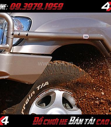 Bức ảnh Thanh bảo vệ hông ARB dành cho xe bán tải Ford Ranger 2018