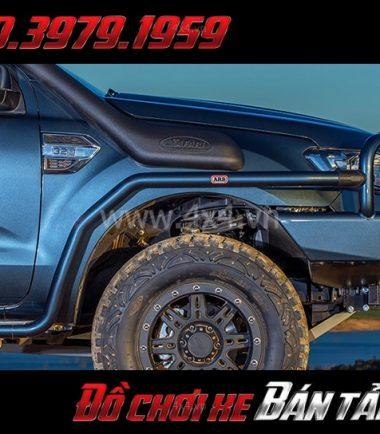 Hình ảnh: Thanh bảo vệ hông ARB dành cho xe bán tải Ford Ranger 2018