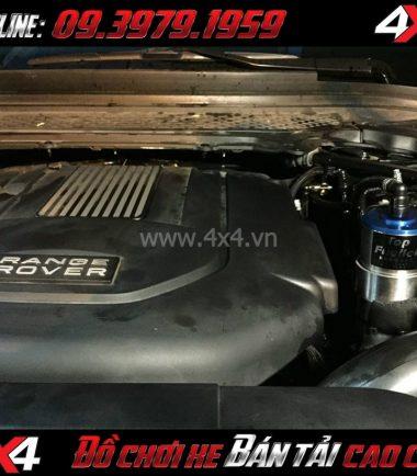 Photo: Xúc tác nhiên liệu Broquet In-Line Top Fueller 70 dành cho xe hơi xe pickup