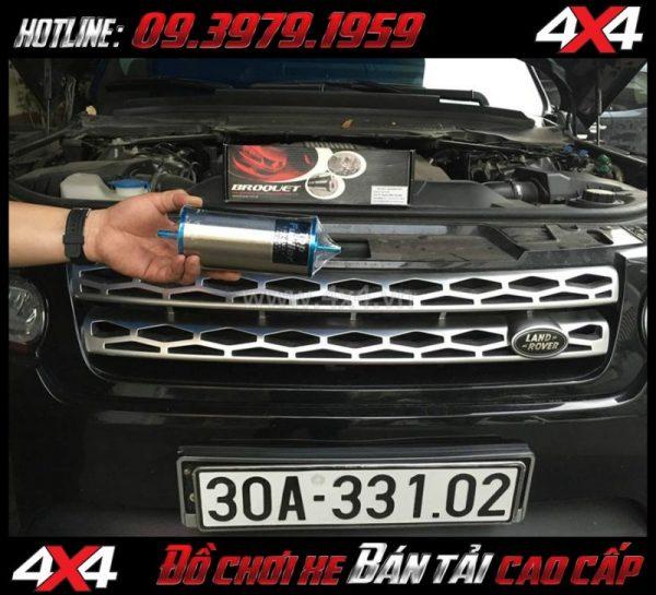 Bức ảnh: Xúc tác nhiên liệu Broquet In-Line Top Fueller 70 dành cho xe 4 bánh xe bán tải