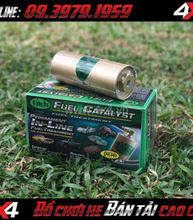 Picture: Xúc tác nhiên liệu Fitch Fuel Catalyst – F750 giúp tiết kiệm nhiên liệu cho xe 4 bánh, xe bán tải