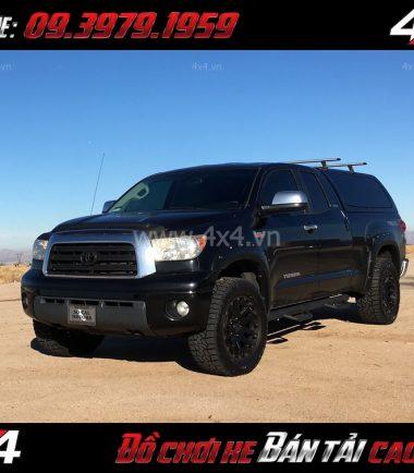 Picture bán mâm 18 inch : Mâm Black Rhino Razorback 18x9 ET-12 lắp đẹp cho xe bốn bánh xe bán tải
