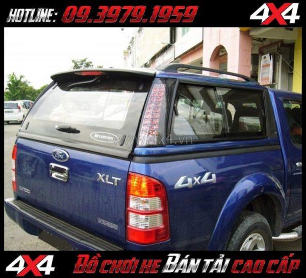 Bức ảnh Nắp thùng cao CarryBoy G3 (G3E) thể thao giá rẻ dành cho xe bán tải ở Tp Hồ Chí Minh