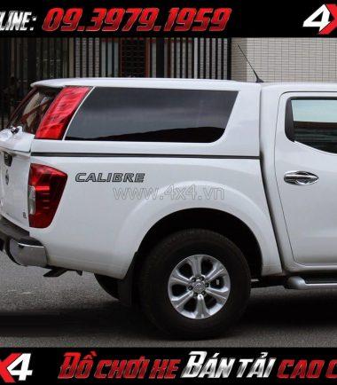 Photo Nắp thùng cao CarryBoy GSE-V độ đẹp và chất dành cho xe pick-up ở TpHCM