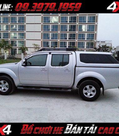 Image Nắp thùng cao không đèn mẫu Range Rover sang trọng bậc nhất dành cho xe pick-up tại TpHCM