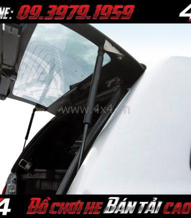 Image Nắp thùng cao CarryBoy Series 6 (S6) gắn đẹp giá rẻ dành cho xe off road ở Sài Gòn